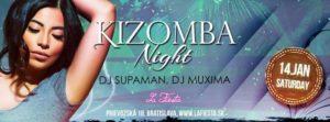 Kizomba NIGHT (DJ Supaman & DJ Muxima) & demo class & styling @ La Fiesta