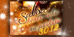 """Konec roku na parketu """"Předsilvestrovská Latino Party"""" @ 15kafe"""