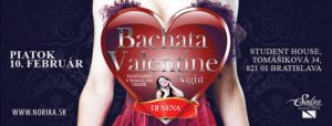 Bachata Valentine Night @ Salsa by Norika