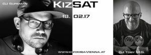KizSat: once a quarter Saturday night in Vienna! @ Dance4Fun