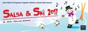 Salsa & Ski 2017 - Alpinsalsa in Flims Laax (Schweiz) @ Flims Laax Falera