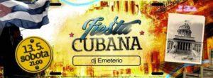 13.5. DJ Emeterio v La Fiesta @ La Fiesta