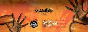 MAMBO PARTY by DJ GREG (Budapest) @ La Fiesta