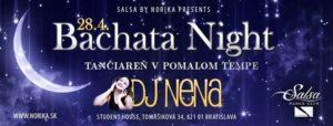 Bachata Night & Tančiareň v pomalom tempe @ Salsa by Norika