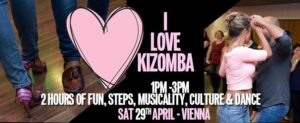 WIEN Kizomba Workshop W David Flor & Lenka @ Ayres De Tango