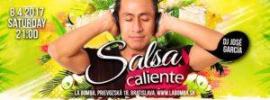 SALSA Caliente by DJ JOSÉ García @ La Fiesta