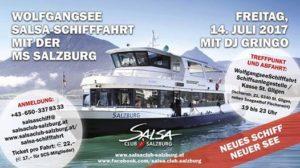 Salsaschiff - Wolfgangsee - Salsa Club Salzburg @ Salsa Club Salzburg