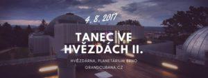 Tanec ve hvězdách II. - zatancuj si hromadně Salsu a Bachatu @ Hvězdárna a planetárium Brno