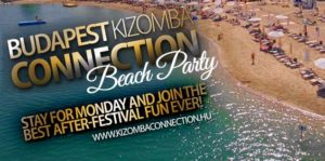 BKC BEACH PARTY - Official Monday Afterparty @ Budapest Kizomba Connection