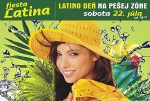 Latino deň v Martine (Divadelné námestie Martin)