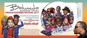 Prague Kizomba Festival 2017 Balumuka Official