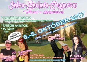 Salsa víkend v Bojniciach /6.10.2017!