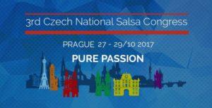 Czech National Salsa Congress in Prague 2017, 3rd edition