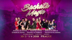 Bachata Magic Festival 2018 @ Národní dům na Smíchově