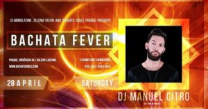 Bachata Fever Party with Dj Manuel Citro