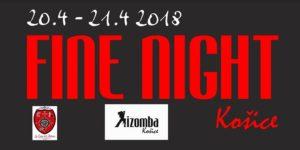 FINE NIGHT 2018 @ DKC Veritas