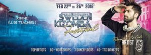 Sweden Kizomba Festival 2018 -4th Ed. Official @ Sweden Kizomba Festival