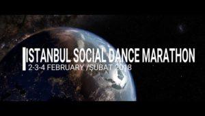 Istanbul Social Dance Marathon 2-3-4 February / Şubat 2018 @ Silence Istanbul Hotel Convention Center