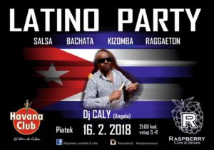 Latino Party @ Slovensko