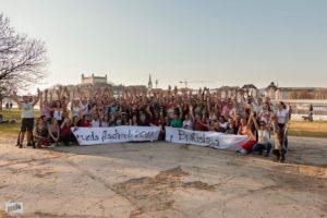 5. Medzinárodný Salsa – Rueda Flashmob 2018 Slovakia @ Bratislava