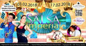 Salsa Imperial @ Imperial Riding School Renaissance Vienna Hotel