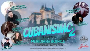 Cubanisimo 2 @ Meridiana Bojnice