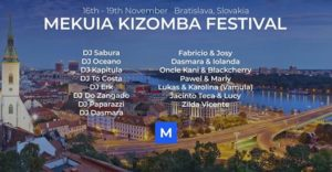 Mekuia Kizomba Festival @ La Bomba
