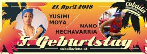 ★ 5 Jahre cubaila viena ★ Workshops & Party & special guests @ Turnsaal des Schottengymnasiums
