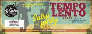 Veľkonočná Latino Párty! (DJ MuNa) @ La Bomba