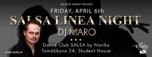 Salsa Linea Night @ Salsa by Norika
