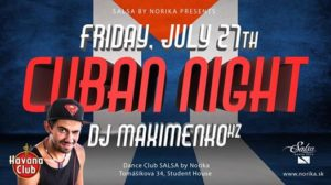 Cuban Night @ Salsa by Norika