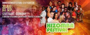 Kizomba Festival Stuttgart 2018 - Official Event @ Schwabenlandhalle Fellbach