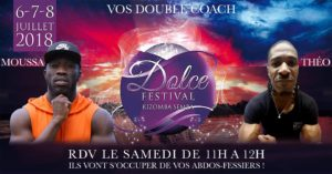 "Dolce Festival 2nd Edition ""The Kizomba World"""