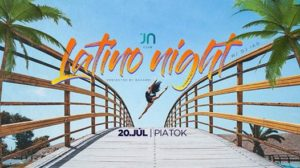 Latino night / DJ IKO / presented by Bacardi @ Jantár Club