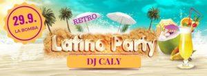 Retro Latino Párty (DJ Caly) @ La Bomba