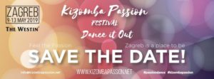 "Zagreb Kizomba Passion 2019 - 3rd Edition ""Tatratea edition"" @ The Westin Zagreb"