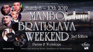 2nd Mambo Bratislava weekend @ Salsa by Norika