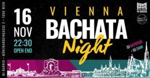 Vienna Bachata Night • Season Start 16.11! @ Mi Barrio