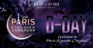 Paris Kizomba Congress 2018 - Official EVENT @ EJM Event Center