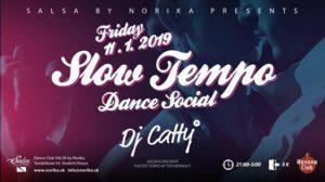 Tančiareň v pomalom tempe so SbN @ Salsa by Norika