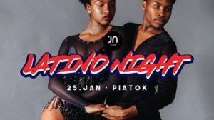 Latino Night /Jantar club/ DJ IKO @ Jantár Club