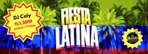 Fiesta Latina (DJ Caly) @ La Bomba
