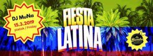 Fiesta Latina (DJ MuNa) @ La Bomba