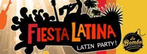 Fiesta Latina (DJ Dodo) @ La Bomba