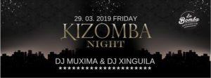 Kizomba Night (DJ Muxima & DJ Xinguila) + Mambo @ La Bomba