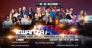 Prague Kwanza Festival 2020 - Official 3.Edition