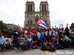 Ruedathon Paris 2019 SLOVAK GROUP @ Salsa Rueda