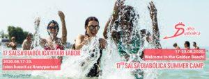 Salsa Balaton Camp 2020 (SLOVAKIA) @ Hotel Európa Siófok