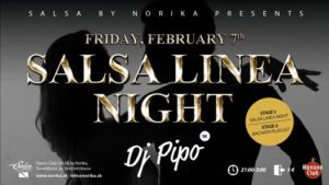 Salsa Linea Night @ Salsa by Norika