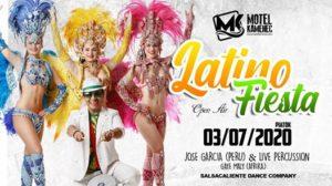 Latino Fiesta / Open Air @ Motel Kamenec